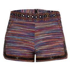 Embellished shorts $138 / Le short brodé 138$