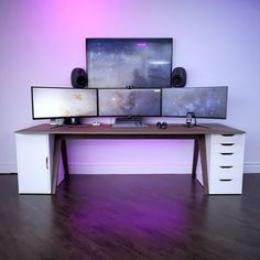 Clean up your desk space with these cable management tips!