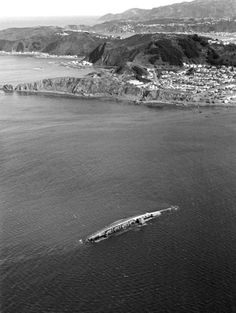 Wahine disaster, New Zealand, 1968