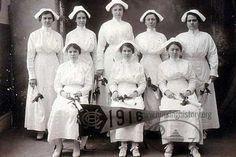 Museum of Nursing History Nursing Group Image by NursingHistory