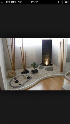 1000 images about jardines zen para interior on pinterest - Jardin interior zen ...