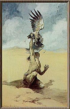 Edgar Rice Burroughs Illustrated Chrono-Log 1918