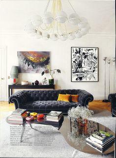 Beautiful sofa!