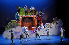 james and the giant peach musical puppets - Google Search