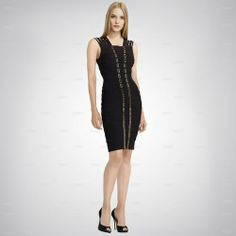 Black Embellished Bandage Dress H264H $99. Dear friend,are you interested in getting $200 free gift for your X'mas? join in here: http://udobuy.com/article.php?id=39