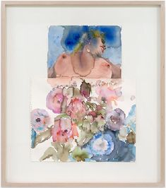 Anselm Kiefer Extases féminines (Feminine Ecstasies), 2013 Watercolor on paper 26 × 20 inches, unframed (66 × 50.7 cm) © Anselm Kiefer Photo by Charles Duprat