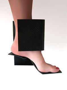 Bizarre shoes   http://flavorwire.com/259475/incredibly-bizarre-shoes-we-actually-want-to-wear