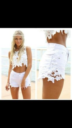 great beach outfit