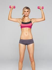 The Victoria's Secret Angels workout.!!!  I  love Marisa  Miller!  Can I have her long and lean body please?