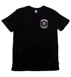 HUF Snake T Shirt Black - HUF The Snake t shirt from HUF in black is 100% cotton and features a small graphic printed onto the left chest with a larger print on the back.
