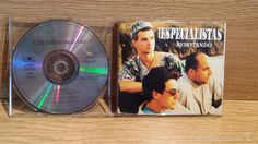 ESPECIALISTAS. REBOTANDO. CD SINGLE - PROMO / POLYDOR - 1993 / CALIDAD LUJO.