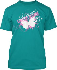 Butterfly Women Ministry T-Shirt Design #573