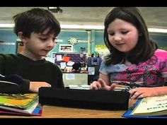 """This video features the process of students using iOS devices (iPad, iPod Touch) to help build reading fluency skills. Students in the classroom use """"The 3 R's"""" -- reread, record and reflect, to help build meta cognitive behaviors to asses their own literacy."""