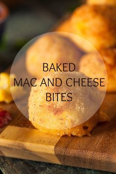 Baked Macaroni and Cheese Bites – Creative Cynchronicity Baked mac and cheese bites – baked not fried and oh so tasty! Makes a great party appetizer or snack. Fried Mac And Cheese, Mac And Cheese Bites, Creamy Macaroni And Cheese, Bake Mac And Cheese, Baked Macaroni, Baked Mac And Cheese Balls Recipe, Macaroni Recipes, Mac Cheese, Appetizers For Kids