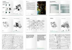 Atlas of the Copenhagen/s - thomashobbs - Personal network Community Housing, Building Systems, Timber House, Information Graphics, Conceptual Design, Activity Centers, Copenhagen, Home Projects, Awards