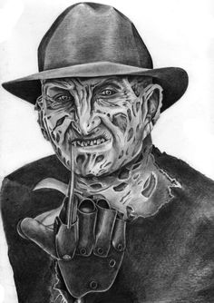 freddy krueger art | Freddy Krueger by ~LeahVista on deviantART