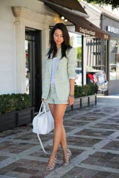 15 Spring-Inspired Outfits By Annabelle Fleur | Fashion
