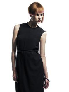 I-DENTITY____________________ Hair: Kimm Koffijberg and creative team || Styling: Angela Couperus || Photographer: Hans Mooijer ||Make-Up: Dominika Swietlink