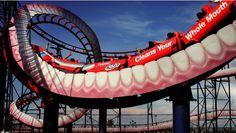 10 acciones publicitarias poco convencionales para cuidar nuestros dientes marketing de #guerrilla