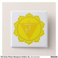 The Solar Plexus Manipura Chakra Badge Mandala Art, Plexus Products, Chakra, Badge, Art Drawings, Solar, Cute Animals, Frame, Design