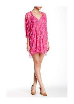 Diane von Furstenberg Fleurette Silk Dress - on #sale 60% off @ #NordstromRack  #DianeVonFurstenberg