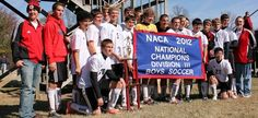 National Champs bring home a banner - 2012