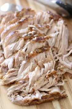 This Crock Pot Mississippi Pork Roast recipe is inspired by the original pot roast recipe. Pork Roast Recipes, Slow Cooker Recipes, Crockpot Recipes, Cooking Recipes, Ninja Recipes, Kale Recipes, Crockpot Dishes, Slow Cooking, Yummy Recipes
