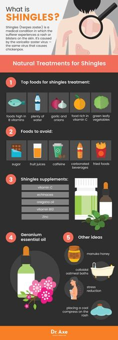 Remedies Home Shingles relief - Dr. Axe - Shingles is highly common. Shingles natural treatment includes choosing foods that boost the immune system Shingles Remedies, Shingles Info, Natural Treatments, Natural Cures, Natural Health, Herbal Remedies, Health Remedies, Holistic Remedies, Natural Remedies