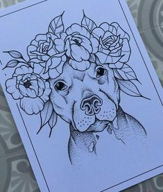 Illustrations About Tattoos In 2019 Do you find your favorite tattoo? Don't worry, we will continue to push the most popular tattoos for you to choose from. Pencil Art Drawings, Animal Drawings, Tattoo Drawings, Cute Drawings, Drawing Sketches, Drawing Ideas, Sketch Ideas, Tattoo Sketches, Dog Tattoos