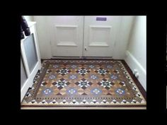 original victorian tiled hallway - Google Search