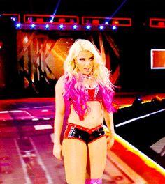 Alexis Bliss, Lexi Kaufman, White Chicks, Wwe Female Wrestlers, Wwe Girls, Raw Women's Champion, Wrestling Divas, Nikki Bella, Becky Lynch