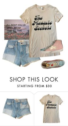 """Untitled #2688"" by momoheart ❤ liked on Polyvore featuring Hollister Co. and Ishikawa"