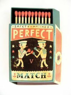 Big Matches that Granny use to light her heater with