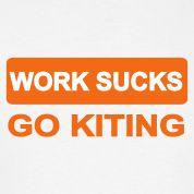 kite surfing T-Shirts @TheWindSpot