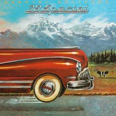 Special Delivery 38 Special Band, Classic Rock Albums, Rock Album Covers, New Music Releases, Heavy Rock, Man Down, Music Pictures, Special Delivery, Rock Style