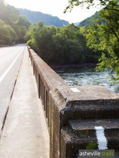 Hike the Appalachian Trail through Hot Springs, North Carolina