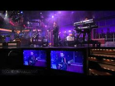 The Shins - New Slang (Live On Letterman) - Beautiful version
