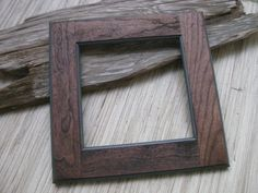 Rustic Cherry Wood Frame  Reclaimed Cabinet Door by TheWoodenBee