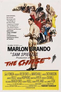 The Chase (1966) Directed by #ArthurPenn Produced by #SamSpiegel Based on #TheChase by #HortonFooteStarring #MarlonBrando #JaneFonda #RobertRedford #EGMarshall #AngieDickinson #Hollywood #hollywood #picture #video #film #movie #cinema #epic #story #cine #films #theater #filming #movies #moviemaking #movieposter #movielover #movieworld #movielovers #movienews #movieclips #moviemakers #drama #filmmaking #cinematography #filmmaker #screen #screenplay