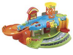 Vtech – 124905 – Jeu Educatif Electronique – Tut Tut Bolides – Mon Garage Éducatif   Your #1 Source for Toys and Games