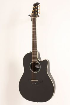 Ovation Celebrity Cc24 Acoustic-electric Guitar Black  I play one like this on Sunday with our praise & worship team.