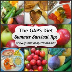 The GAPS Diet - Summer Survival Tips