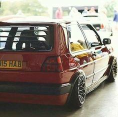 Volkswagen Golf Mk2, Vw Mk1, Golf Mk3, Vw Cars, Cars And Motorcycles, Automobile, Vehicles, Design Cars, Chevy Pickups