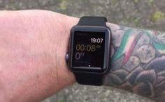 Apple Watch ha problemi con i tatuaggi #apple