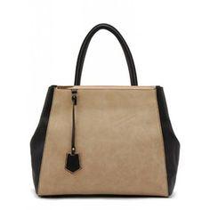 Khaki Messenger Shoulder Bag$57.00