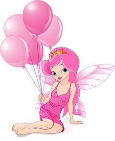 fadinha rosa :: Fantasia