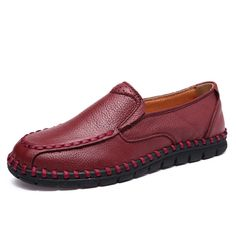Leather Shoes Women Casual Slip On Soft Outdoor Flat Loafers  Worldwide delivery. Original best quality product for 70% of it's real price. Hurry up, buying it is extra profitable, because we have good production sources. 1 day products dispatch from warehouse. Fast & reliable shipment...