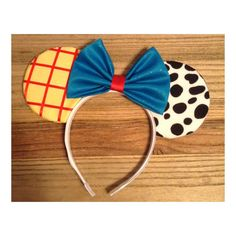 Hey, I found this really awesome Etsy listing at https://www.etsy.com/listing/170325015/toy-woody-mouse-ears