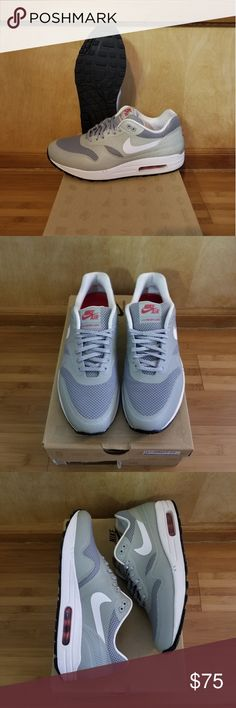 the best attitude 8df8e 1a440 Nike Air Max 1 hyperfuse 3m sz 9 Worn less than 5 times. In excellent