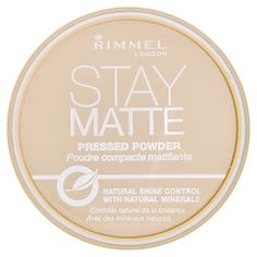 Rimmel Stay Matte - cheap and very good!, #translucentpowder, #makeupfinish, #powder